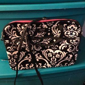 Gigi Hill Los Angeles Bag SET of 2 laptop IPad